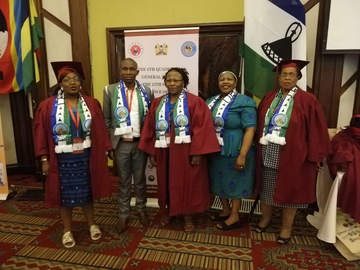 lesotho nursing council at zimbabwe