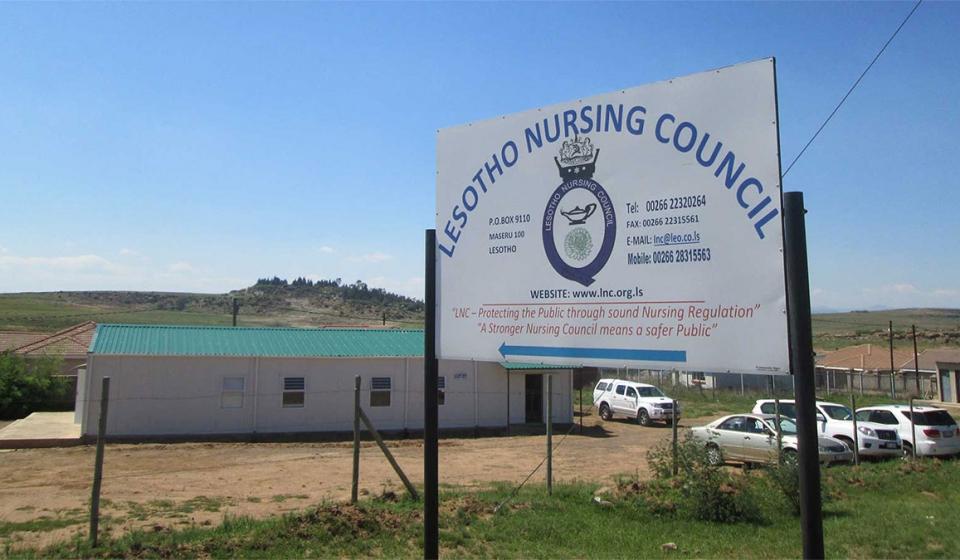 Lesotho-Nursing-Council
