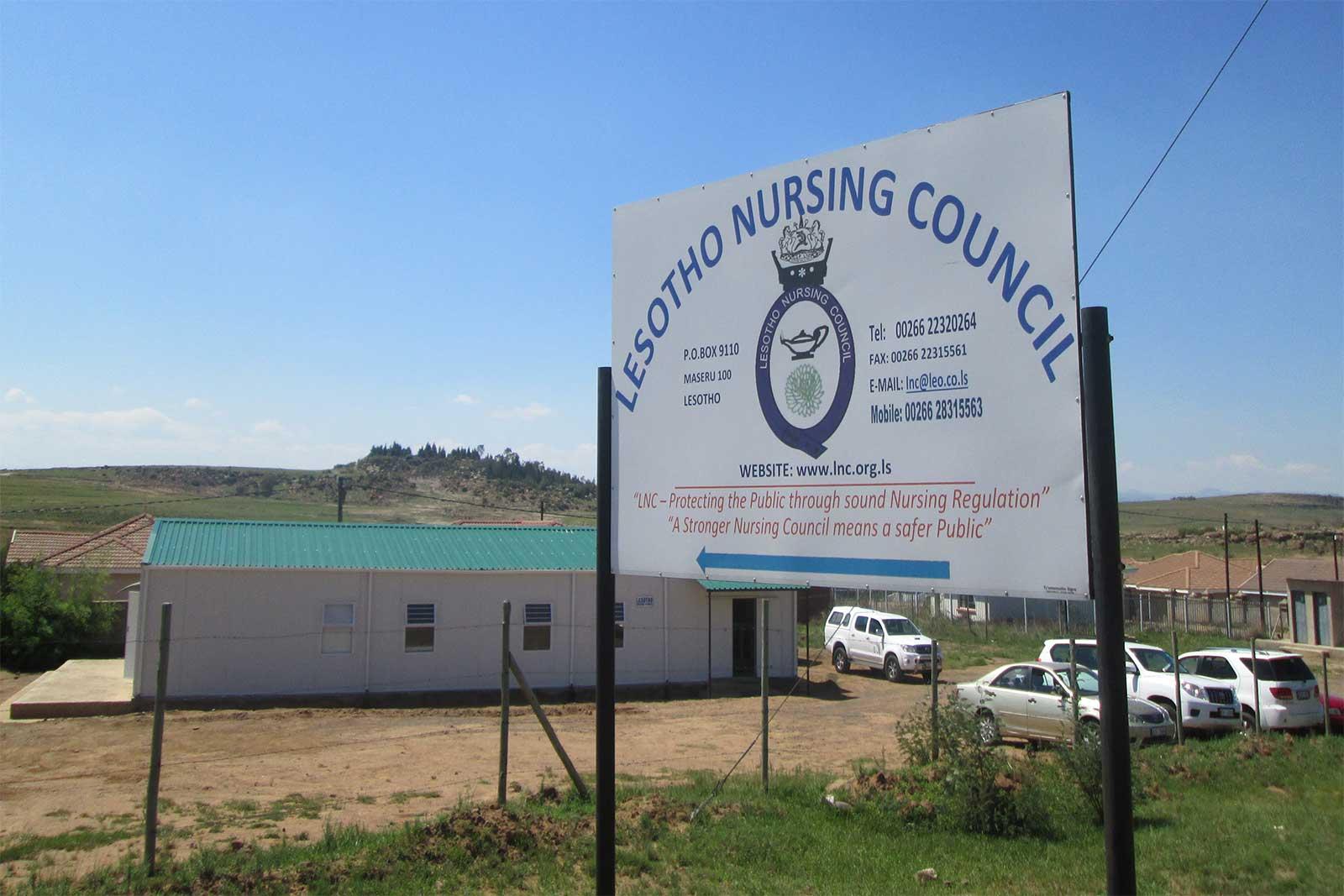 Lesotho nursing council