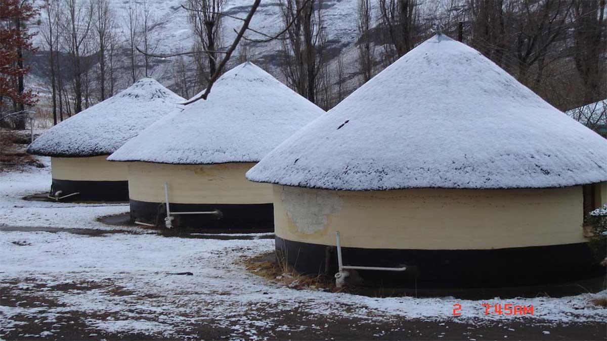 basotho-houses