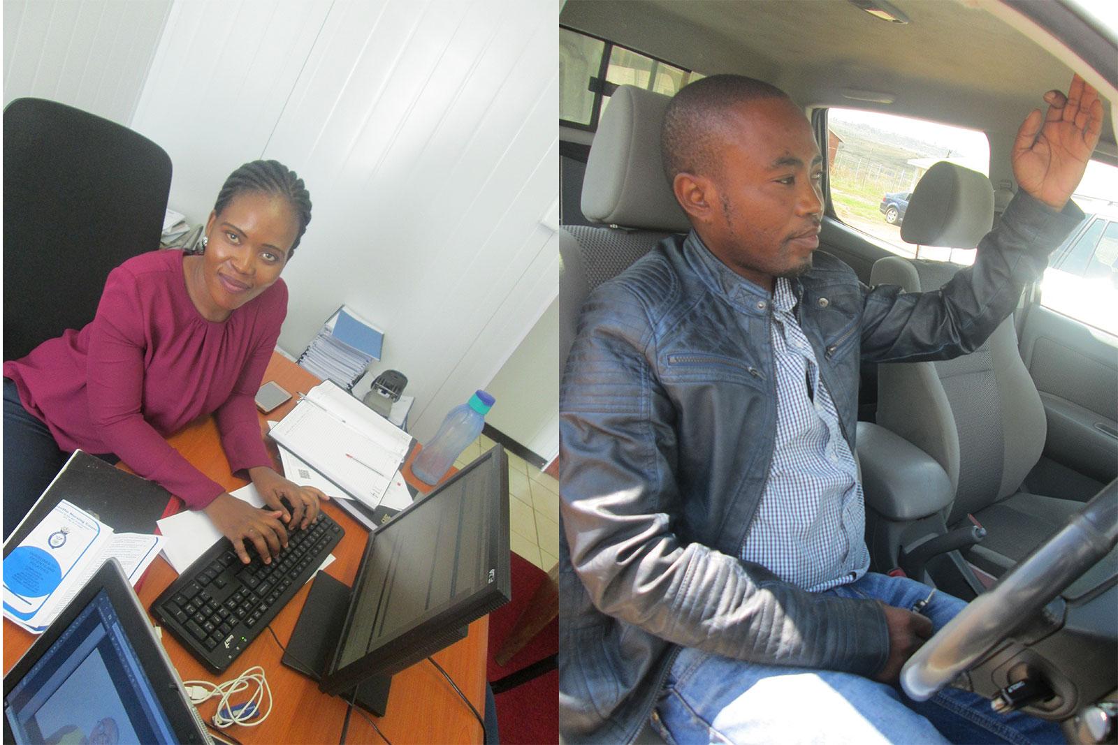 lesotho-nursing-council-staff